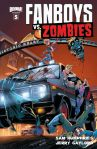 Fanboys vs Zombies #5 Cover A