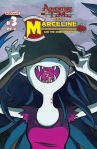 Adventure Time Marceline and The Scream Queens #3 Cover A