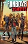 Fanboys vs Zombies #6 Cover  A