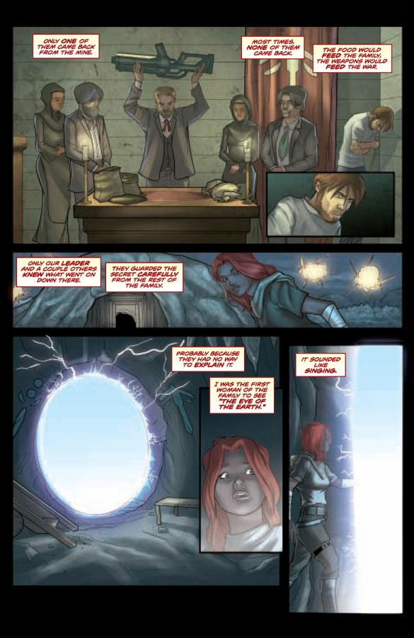 Higher Earth #5 Page 5