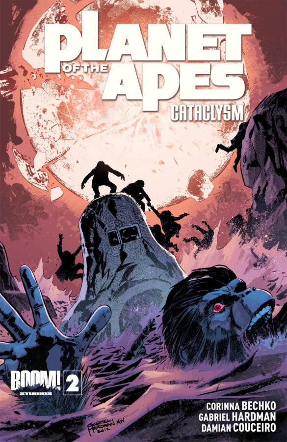 PLANET OF THE APES CATACLYSM #2