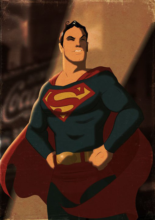 Des Taylor Superman