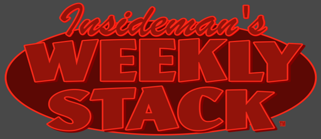 INSIDEMAN'S WEEKLY STACK LOGO