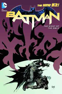BATMAN THE NIGHT OF THE OWLS HC