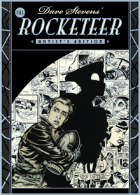 Dave Stevens' The Rocketeer Artists Edition