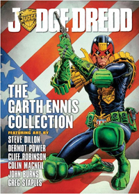 Judge Dredd The Garth Ennis Collection
