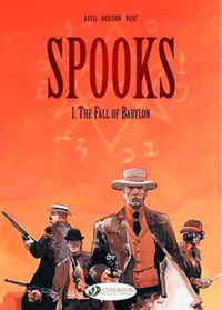 Spooks Volume 1 The Fall of Babylon