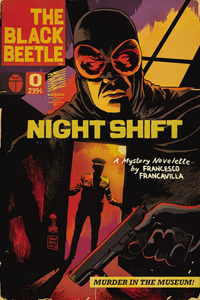 The Black Beetle #0