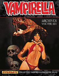 Vampirella Archives Vol 6
