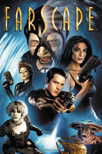 FARSCAPE VOL 1- The Beginning of the End of the Beginning