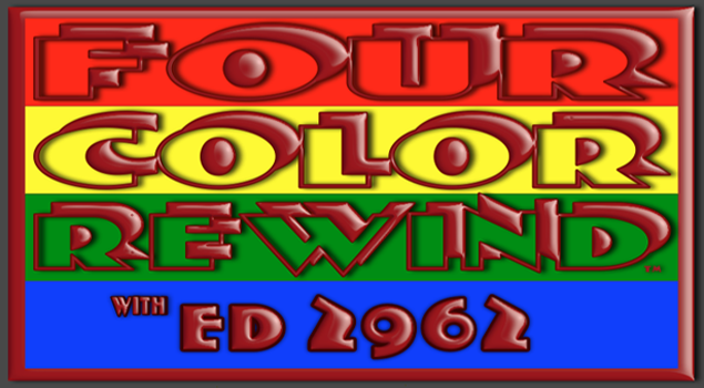 FOUR COLOR REWIND™ 2012 LOGO