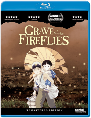 Grave of the Fireflies Blu Ray