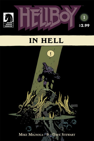 HELLBOY IN HELL #1