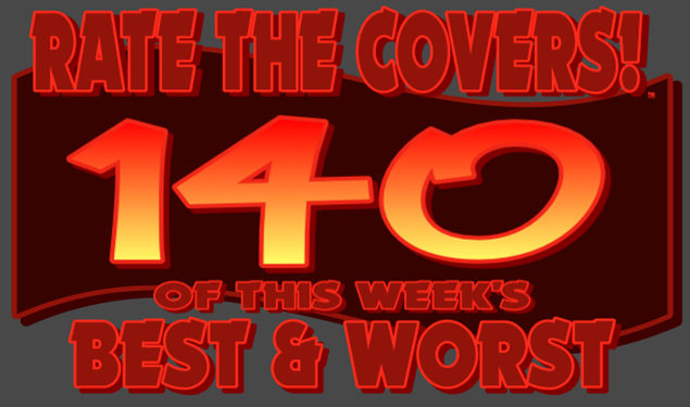 RATE THE COVERS™ 140 COMBINED LOGO