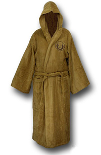 Star Wars Jedi Hooded Bathrobe