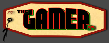 THE GAMER GIFT TAG
