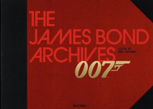 The James Bond Archives Vol 4 HC