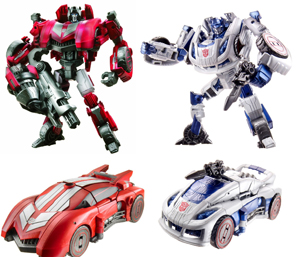 Transformers Fall of Cybertron Action Figures