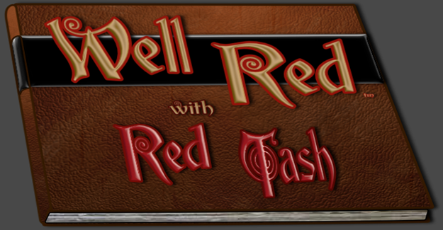 WELL RED™ WITH RED TASH LONG BOOK FINAL LOGO