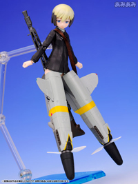 Armor Girls Project- Strike Witches 2 – Erica Hartmann Action Figure