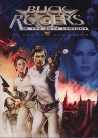Buck Rogers in the 25th Century Complete Series DVD