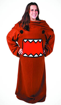 Domo- Fleece Cozy with Sleeves