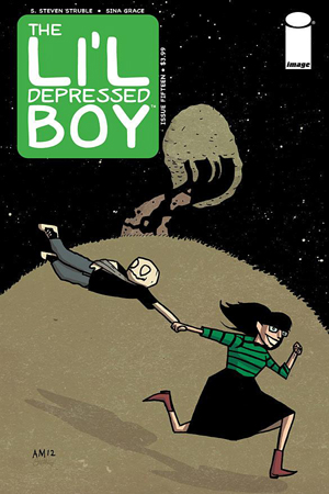 L'il Depressed Boy #15