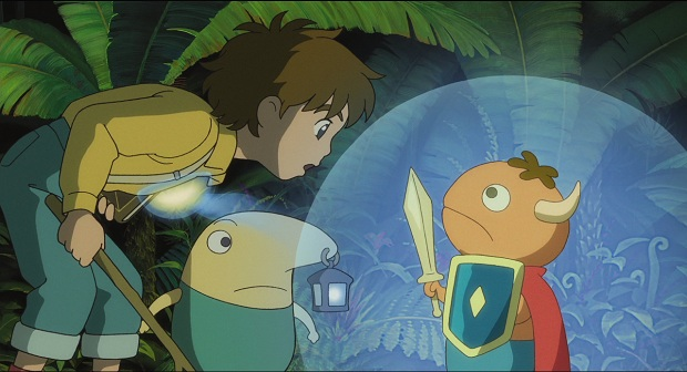 Ni No Kuni Oliver and Gang