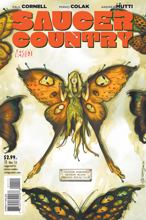 Saucer Country #11