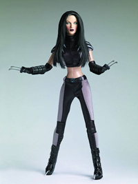 Tonner Marvel- X-23 16 inch doll