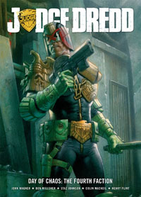 Judge Dredd Day of Chaos - The Fourth Faction