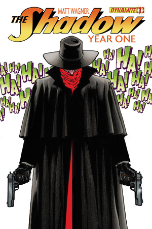 The Shadow Year One #1