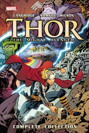 Thor The Mighty Avenger Complete Collection