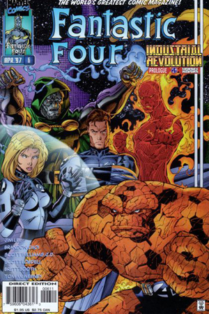 Fantastic Four Vol 2 #6