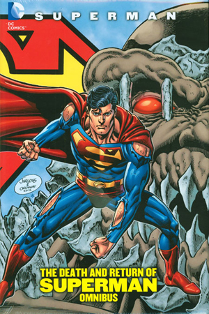 Superman Death And Return Of Superman Omnibus HC