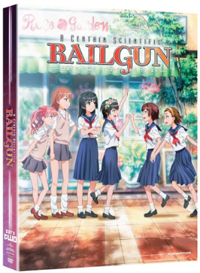 A Certain Scientific Railgun Season 1 Part 1 and Part 2