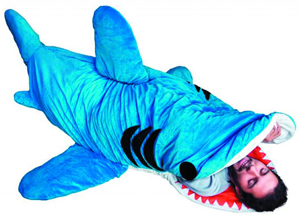 Chumbuddy III Shark Sleeping Bag