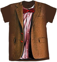 Doctor Who Eleventh Doctor Costume T-Shirt