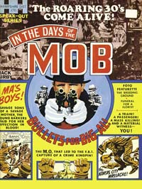 In the Days of the Mob HC