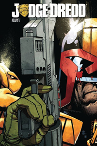 Judge Dredd Vol 1