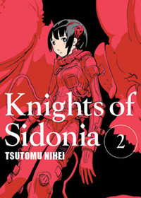 Knights of Sidonia Vol 2