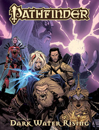 Pathfinder Vol 1 Dark Waters Rising HC