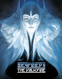 Siegfried Vol 2 The Valkyrie HC
