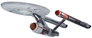 Star Trek Enterprise Project Cutaway Ship