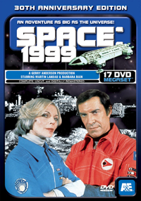 The Complete Space 1999 Megaset 30th Anniversary Edition