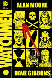 Watchmen Deluxe Edition HC