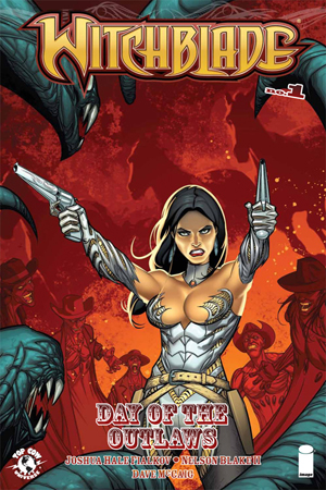 Witchblade Day of the Outlaws #1