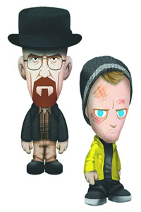 Breaking Bad 8-inch Plushes