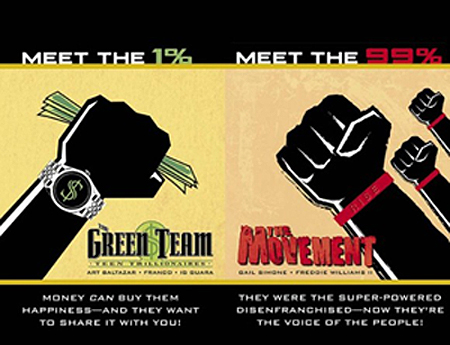 The Green Team #1 The Movement #1