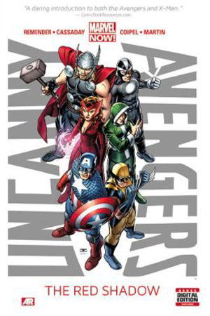 Uncanny Avengers Vol 1 The Red Show Hardcover